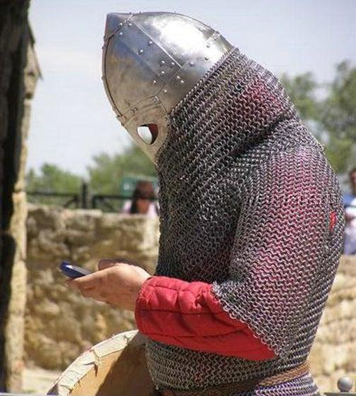 Medieval SMS