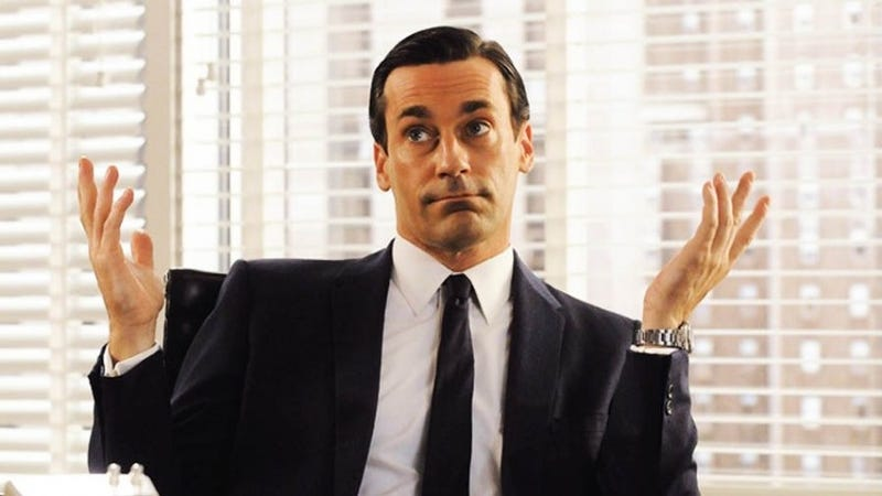 Just Watched Mad Men...
