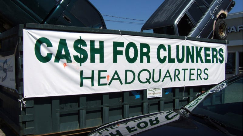 Surprise! 'Cash For Clunkers' Was Really Bad For The Environment