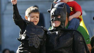 Julia Roberts Is Going To Turn Batkid Into A Movie