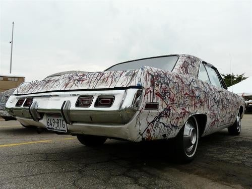 Jackson Pollocktik Cars