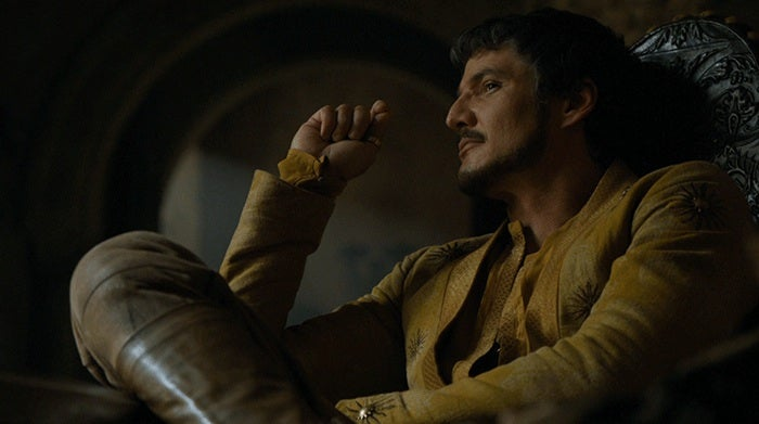 Pedro Pascal Details Oberyn Martell's Next Adventure And It's AMAZING