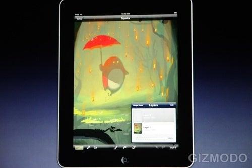 iPad Brushes Gallery