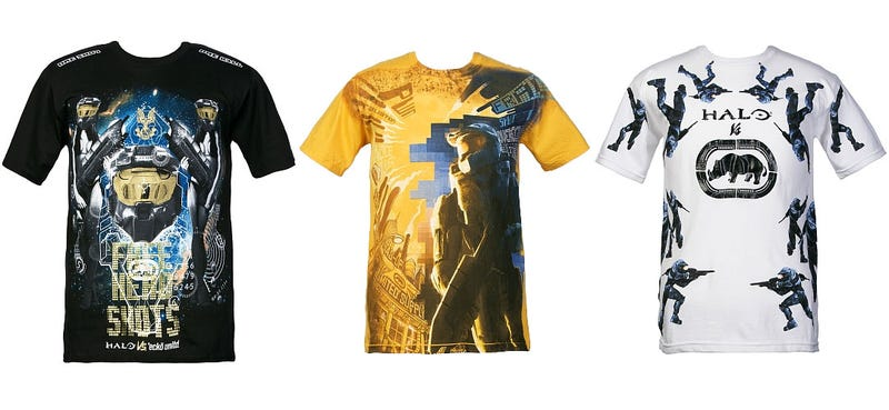 Ecko Release The Ugliest Halo Shirts In The Known Universe
