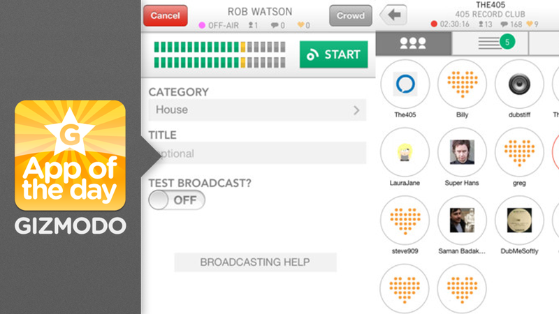 Mixlr: Host Your Own Radio Show From Your iPhone