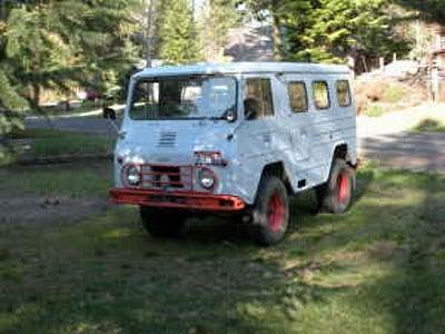 1967 Volvo Laplander Lets You Bork, Bork, Bork for $9,000!