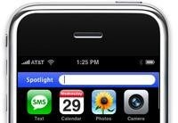 iPhone Getting Spotlight Search in 2008