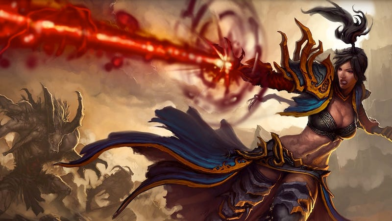 You Can Now Sell Gems, Dyes, And Crafting Materials For Real Money In Diablo III