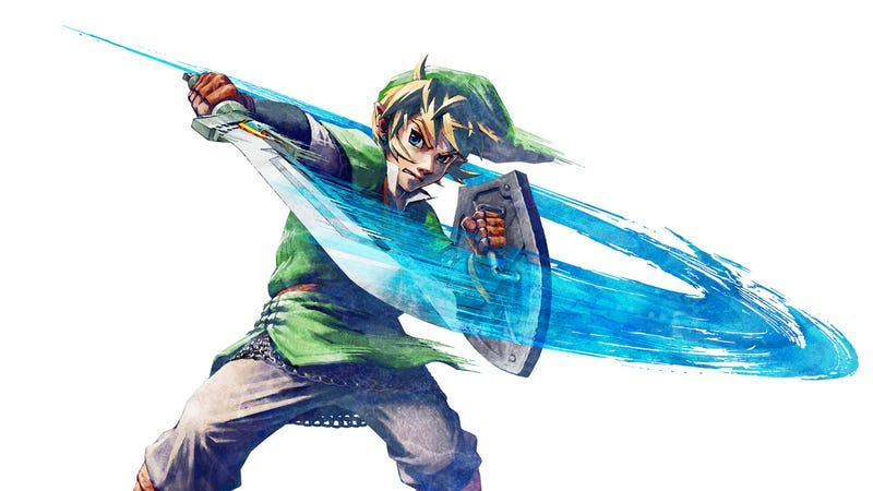 The New Zelda Won't Have A Lefty Mode After All