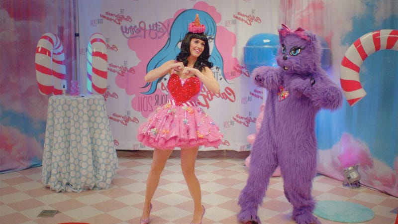 Katy Perry's Documentary Reveals Nothing About Katy Perry