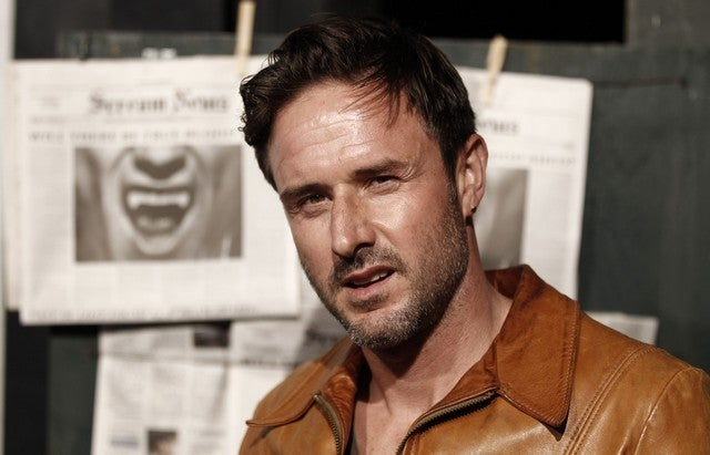 David Arquette's Ex Mistress Totally Didn't Mean to Leak Sex Tape