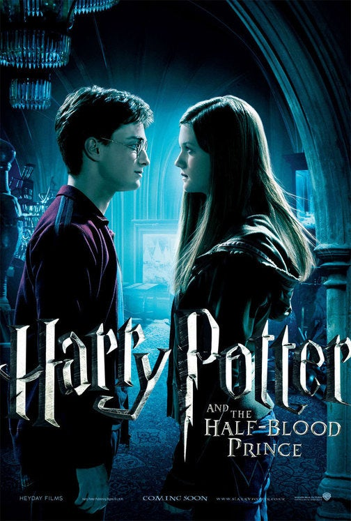 Harry Potter Does Not Get Its Romantic Ideals from Twilight, Thank You Very Much