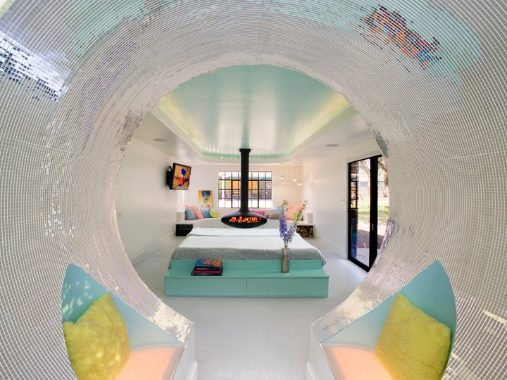 The Flaming Lips' Crib Is Even More Psychedelic Than Their Music