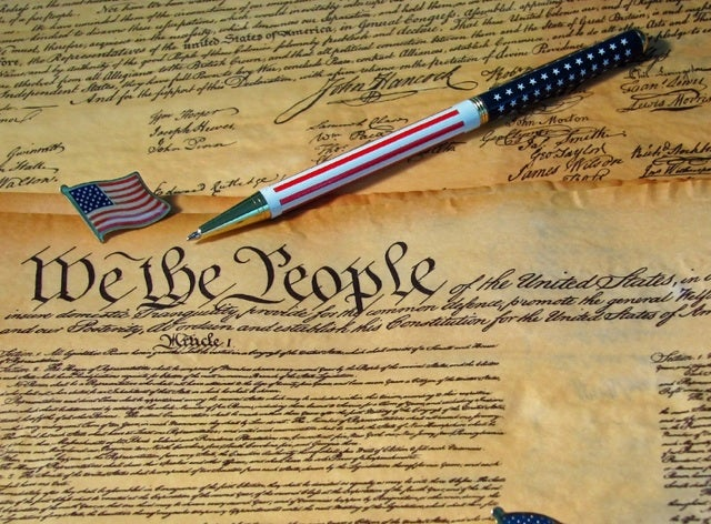 Constitution Worshipers Hoping to Radically Change It