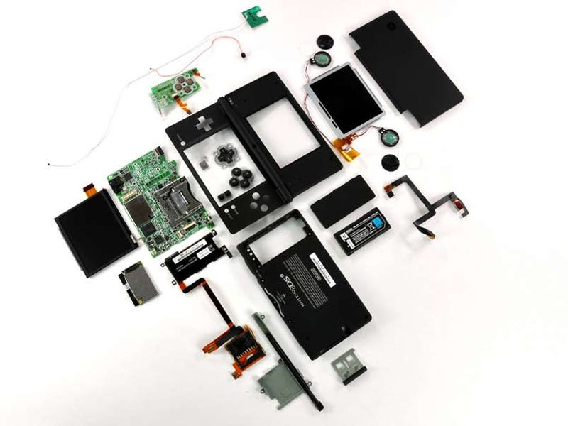 The Nintendo DSi, Dissected