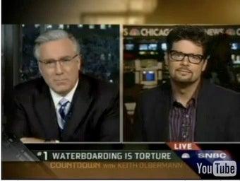 The Company Keith Olbermann Keeps