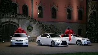 Have You Ever Bought Or Received A Car For Christmas?