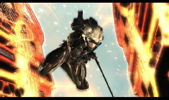 You May Have Seen These Metal Gear Rising: Revengeance Screenshots Recently