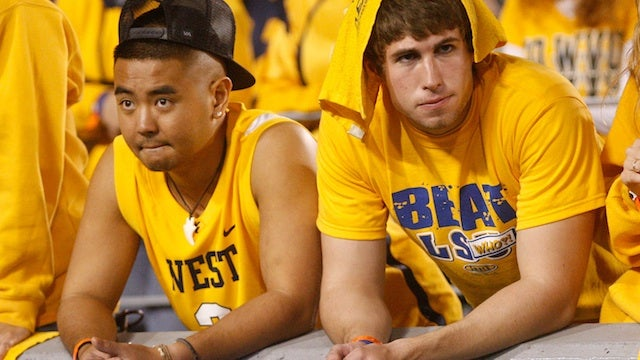 Now The Big East And The Big 12 Can't Agree On When West Virginia Is Leaving