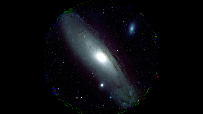 An Incredible Galactic Snapshot From Your New Favorite Telescope