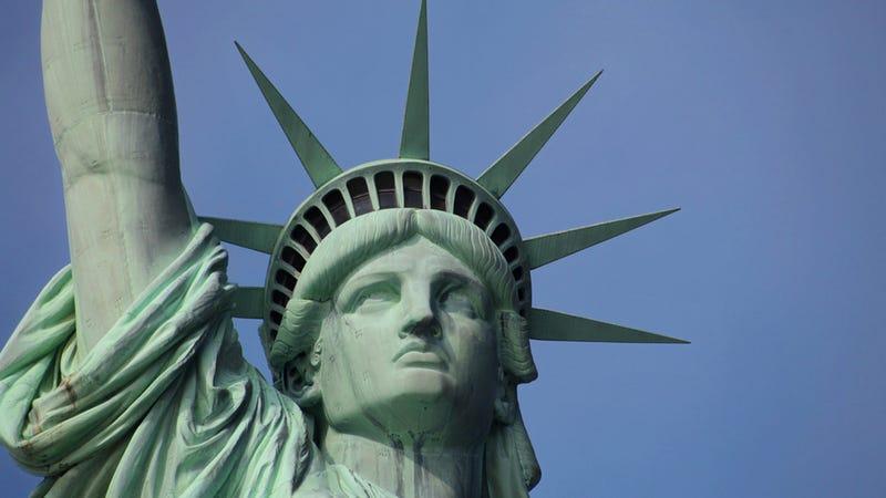 Last Standing Symbol of American Hope Closed For Repairs