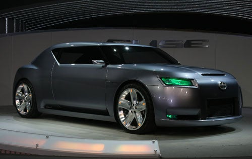 New York Auto Show: Scion to Reveal New Concept at New York