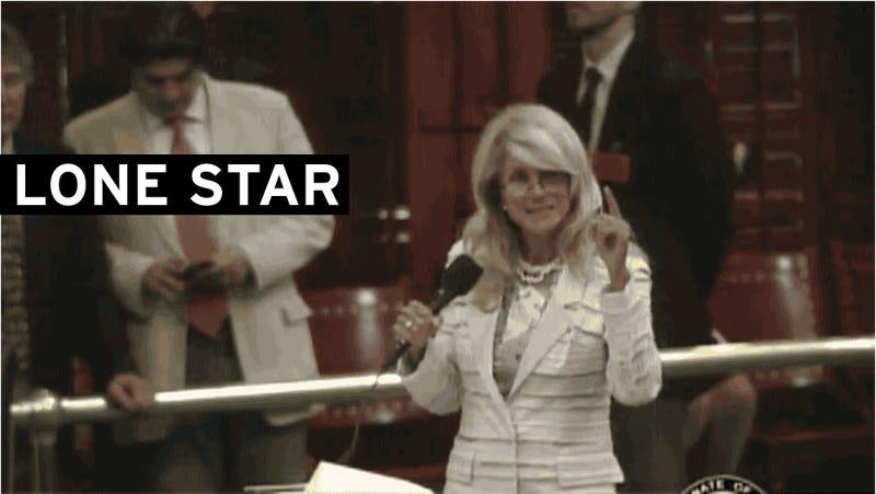 Texas Senator's 13-Hour Solo Filibuster Kills Brutal Abortion Bill