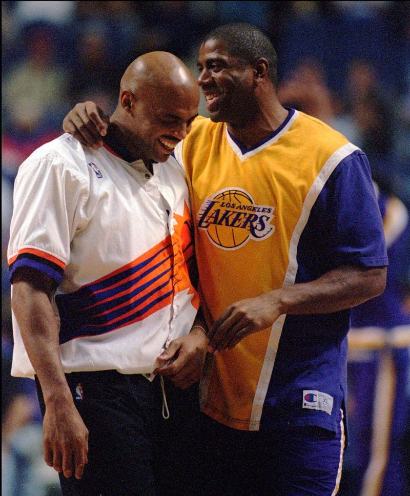 """Charles Barkley: The Lakers Have """"Zero Chance"""" Of Winning A Title"""