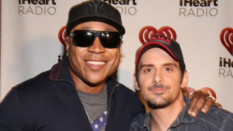 """There's a New Brad Paisley/LL Cool J Song on the Way, and """"It Rocks"""""""