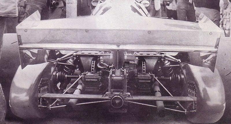 Ferrari Experimental/Test Cars