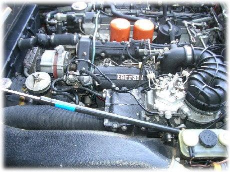 1982 Ferrari 400i for a Rain Man-Approved $23,995!