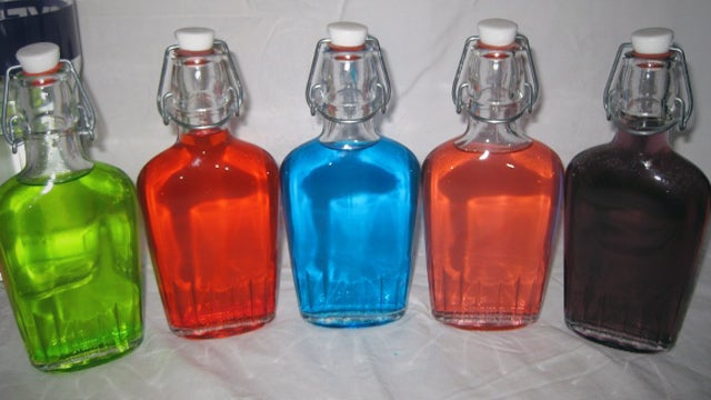 Make Flavored Vodka with Jolly Rancher Candies