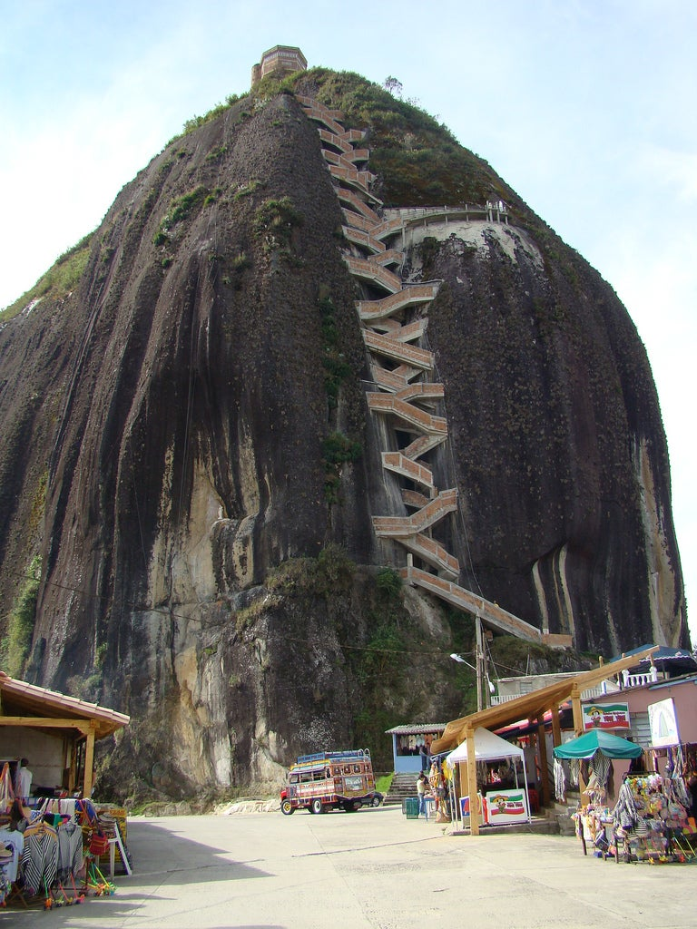 These Breathtaking Cliffside Walkways Will Give You Vertigo