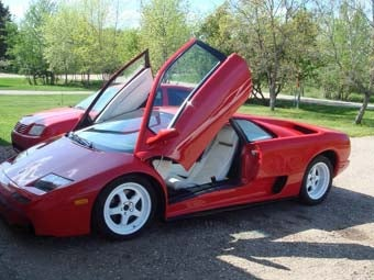 Backyard Lambo Of The Day: Canadian Turbo Buick-Powered Diablo
