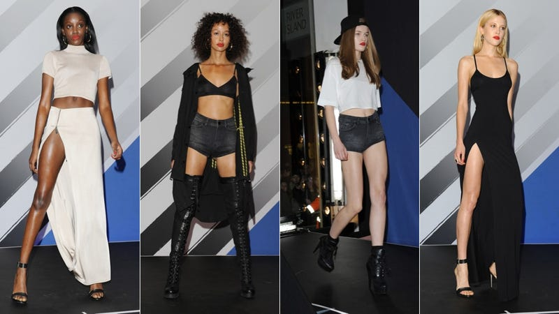 The Three Most Hated Fashion Shows of 2013