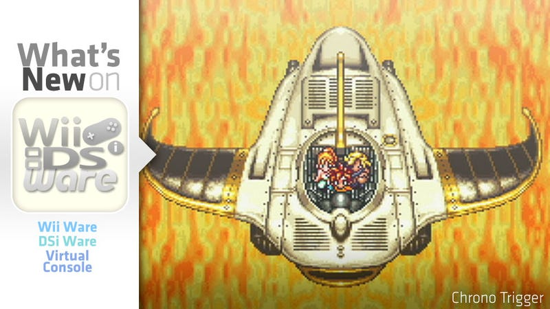 Chrono Trigger Warps Your Wii Back to 1995