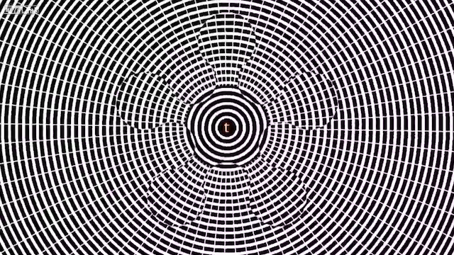 Watching This Optical Illusion Video Is Like Being on Drugs