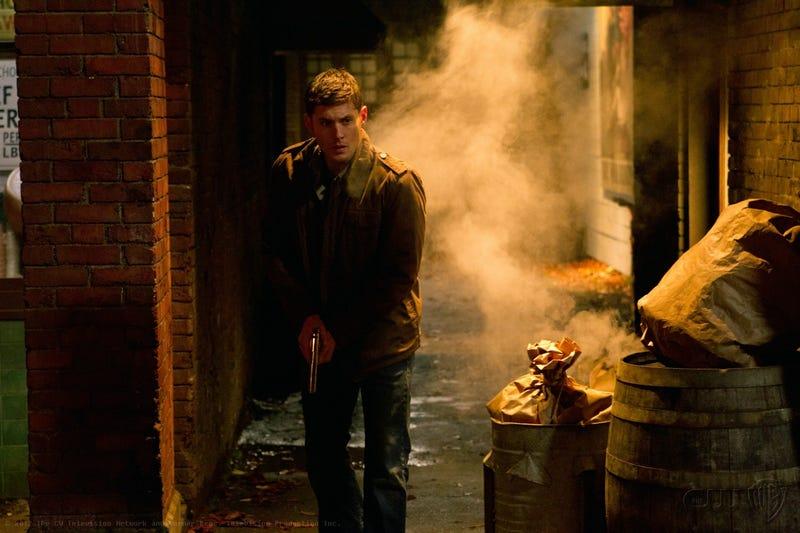 "Supernatural Episode 12 ""Time After Time After Time"" promo pics"