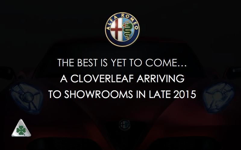 Is A Hardcore, Faster Alfa Romeo 4C Quadrifoglio Coming In Late 2015?