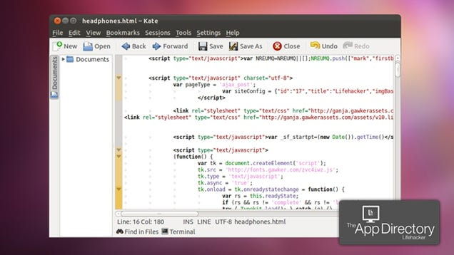 The Best Programming Text Editor For Linux