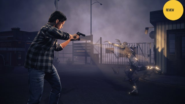Alan Wake's American Nightmare: The Kotaku Review