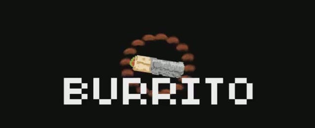 'Weird' Doesn't Even Begin to Describe Burrito Galaxy