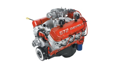 GM Crate Engines Available Direct From GM...For A Price