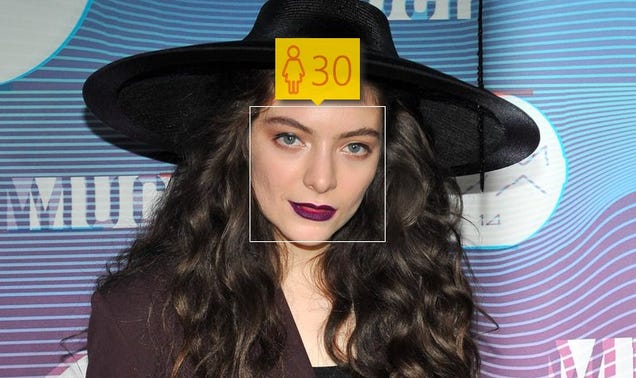 Lorde Is About %$ Years Old, According to That Microsoft Age App