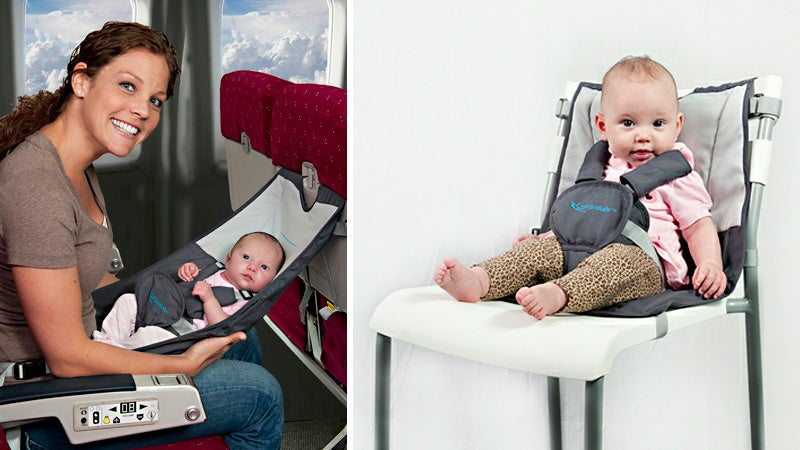 This Has Got to Be the Easiest Way to Fly With an Infant
