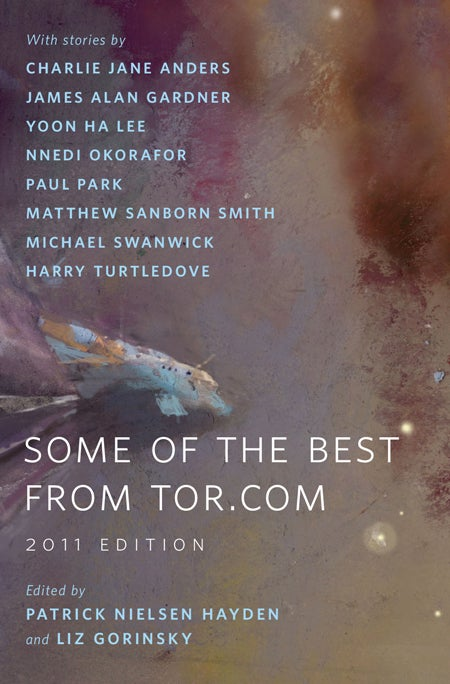 Read the best stories from Tor.com in a free e-book anthology