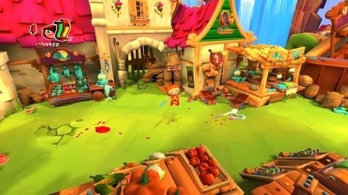More Fairytale Fights Screens