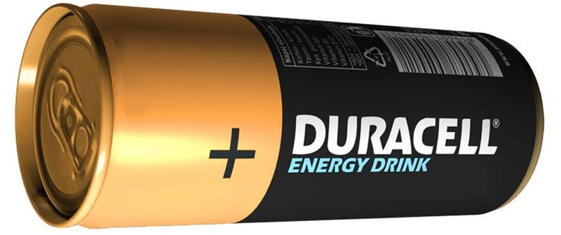 Duracell Energy Drink Is Probably Delicious with Vodka