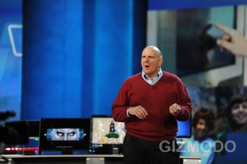 Rumor: Steve Ballmer To Speak At WWDC During Apple Keynote