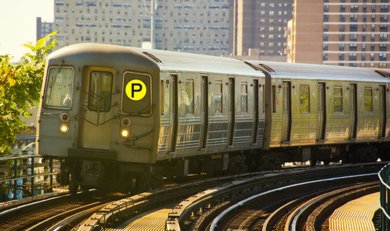 Why Doesn't NYC Have a P Train?